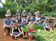 PNG mission trip focuses on community