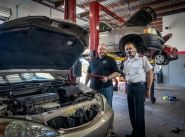 Corps gets motoring with plan to subsidise car repairs