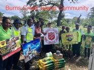 Salvos step up after cyclone in the Solomons