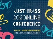 Registrations open for virtual Just Brass Conference