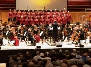 Music Review: Symphony by the International Staff Songsters