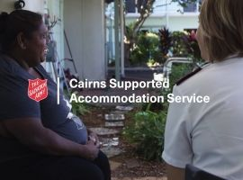 Salvo Story: Cairns Supported Accommodation Service