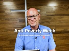 Donaldson Devotional - Anti Poverty Week