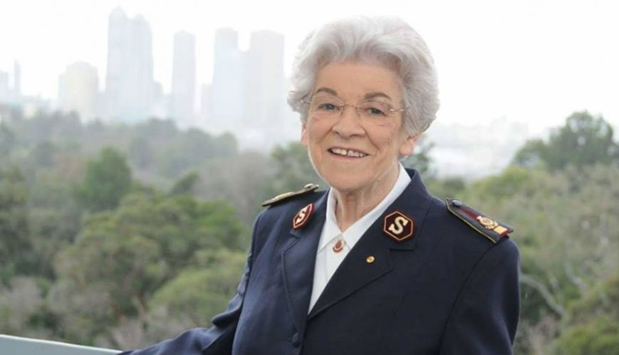 New scholarship for women carries on General Burrows' leadership legacy