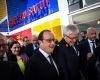 President Hollande reopens Salvation Army centre in Paris