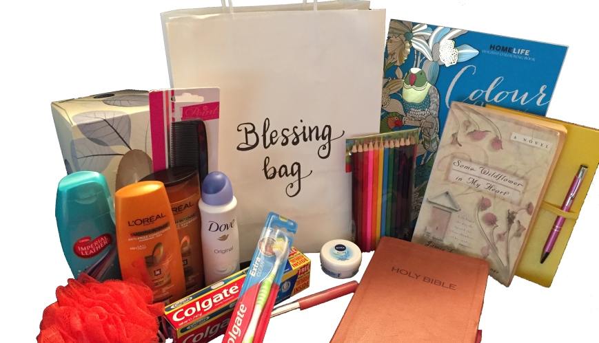 d5c54f6610e4 Blessings bags bring hope and love to women in need | Others Magazine