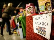 Auburn's Christmas toy shop supports struggling families