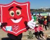 Salvos stride out for freedom at City2Surf