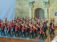 The Army in miniature