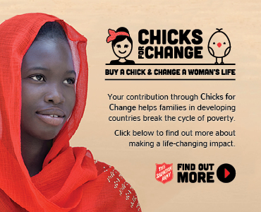 Chicks for Change campaign