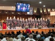 Messengers of the Gospel commissioned as officers