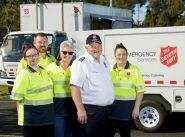 Bequest bolsters Salvation Army Emergency Services