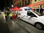 Adelaide City Salvos doing unto others