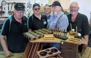 Men's shed chips away at isolation in Ballarat