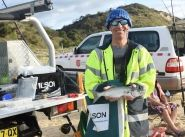 Fraser Island 'disasters' key to successful fishing trip