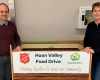 Huonville hauls in the generosity