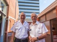 Parramatta Corps says fond farewell to home of 50 years