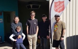 Churches under one roof in Kalgoorlie-Boulder youth shed