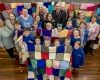 Somerville school knits up a storm for Salvos
