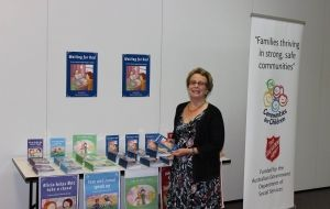 New book helps families affected by parental imprisonment
