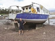 Recovery continues one year on from Cyclone Debbie