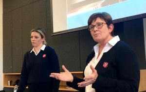 Salvation Army takes another step towards gender equity