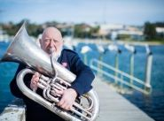 The Salvation Army's go-to man in Ulladulla