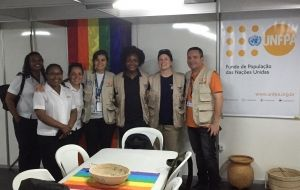 Salvation Army partners with United Nations in Brazil