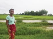 Small loan, big change for women in Myanmar
