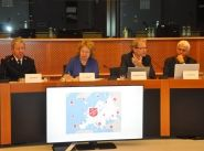 Salvation Army shares human trafficking challenges with European Parliament