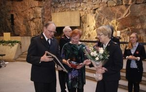 Finland offers warm welcome 'home' to world leaders