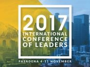 International Conference of Leaders to set stage for future mission
