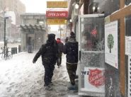 Salvation Army helps protect the homeless in extreme weather around the world