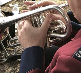 Virtual band unites brass players around the world