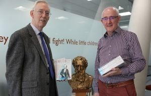 New William Booth biography rolls off press