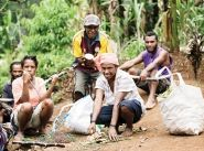 Helping PNG farmers from the ground up