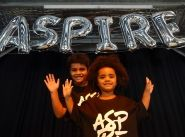 Children learn dance, and experience family, through Aspire