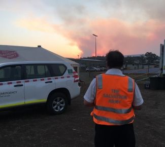 Bushfire crisis reveals the 'mission behind the mission'
