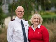 COVID-19: Donaldsons unite Salvos behind national prayer campaign