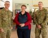Sallyma'am Gai recognised for dedicated service