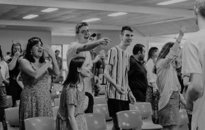 No retreating as young adults go deeper with God
