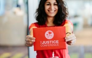 Salvos to champion global justice movement at conference