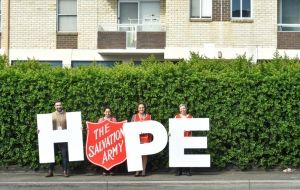 Salvation Army responds to Federal Budget