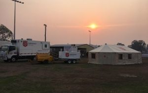 Bushfire crisis not over as SAES teams stay on alert