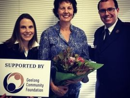 Bellarine Corps receives funding for new counselling service