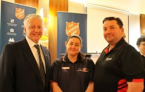 Salvos restore Craig's faith in a caring community