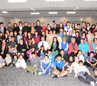 Unique conference enables Sydney's Chinese congregations to 'Live it Out'