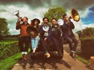 Music review: Campfire Christmas,Vol.1 by Rend Collective