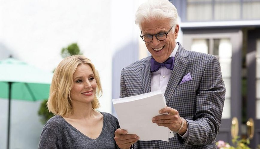 TV Series review: The Good Place