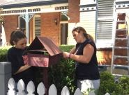 Salvos help Jess get her house in order